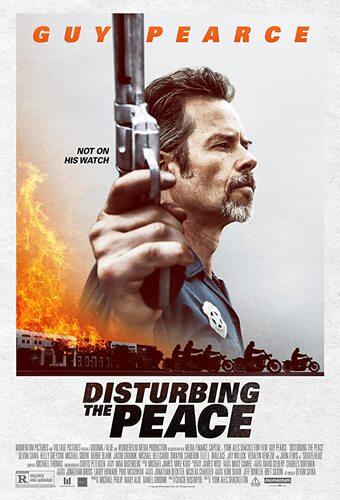 Na straży prawa / Disturbing the Peace (2020)