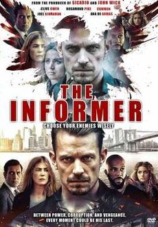 3 SEKUNDY / The Informer (2019)