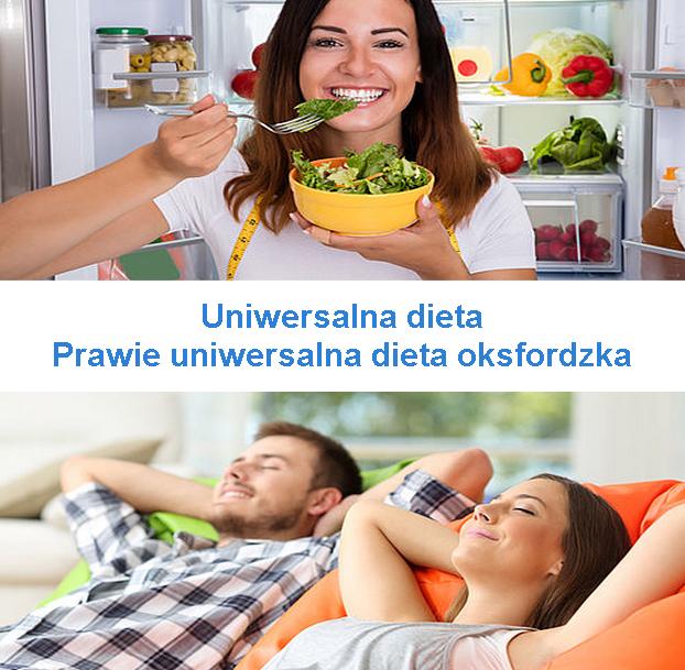 Uniwersalna dieta