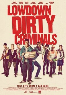 Jak zostać zbirem / Lowdown Dirty Criminals (2020)